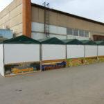Палатки для уличной торговли, торговые палатки 2,5х2,5х2,5