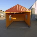 Торговая палатка в Новосибирске ПВХ