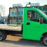 Изготовление тентованой будки на грузовик Газель
