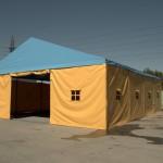 Летний шатер-столовая