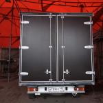 Ворота на грузовик Fiat Ducato