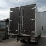 Ворота для грузового автомобиля Iveco
