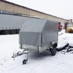 Тент на легковой прицеп САЗ-82994-02