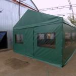 Изготовление торгового шатра в Новосибирске