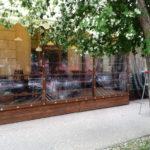 Защитные шторы из пленки-ПВХ