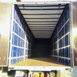 Сдвижная крыша на грузовик Hino